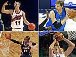 Deutsche Riesen in der NBA: Schrempf, Nowitzki und wer noch?