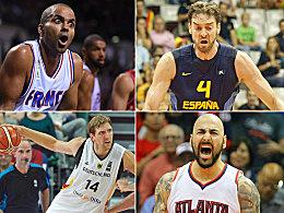 Nowitzki, Parker & Co.: Die Stars der Basketball-EM