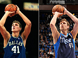 Nowitzki, Bryant & Co. - das NBA-Inventar
