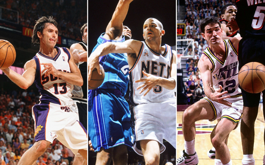 Die besten Passgeber der NBA-Geschichte