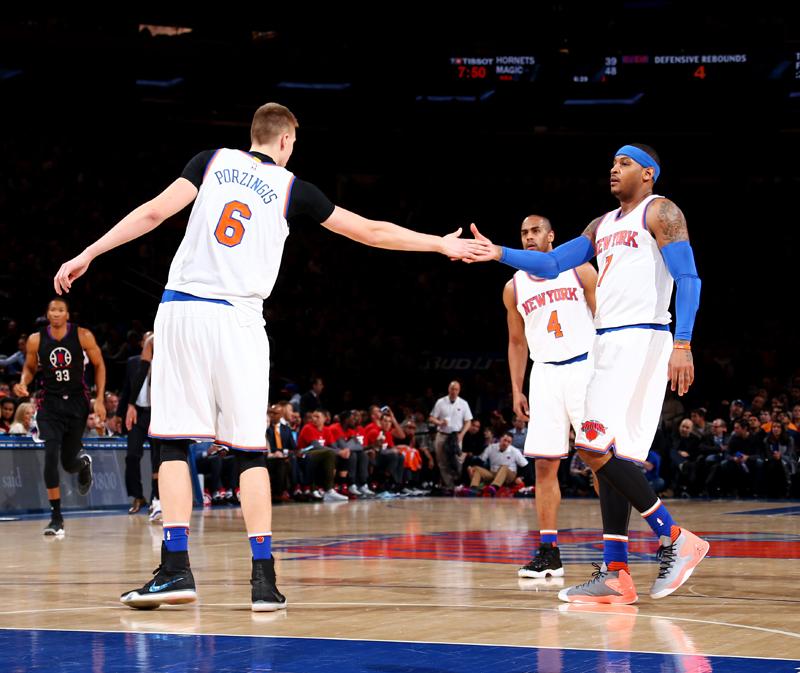 Ohne Nowitzki - die NBA Allstars 2016