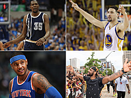 Irving, Durant, Thompson: Die Aush�ngeschilder des US-Teams