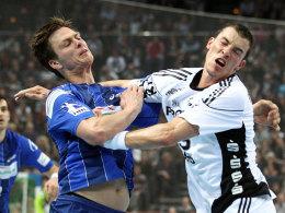 Hans Lindberg gegen Dominik Klein