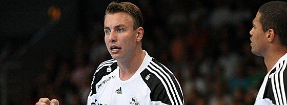 Acht Tore zum Auftakt: Filip Jicha vom Meister THW Kiel.