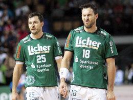Michael (li.) und Philipp Müller