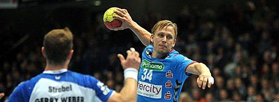Hannovers Morten Olsen.
