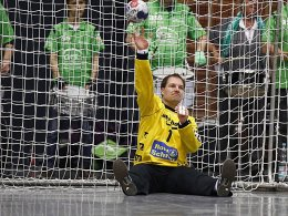 SG-Torhüter Mattias Andersson