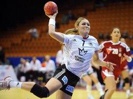 Handball EM Deutschland gegen Ungarn