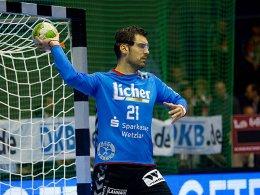 Wetzlars Torwart Nikola Marinovic hält in der kommenden Spielzeit für Göppingen.