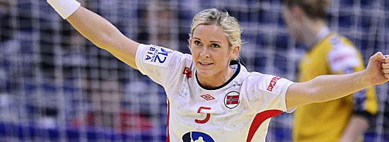 Norwegens Ida Alstad