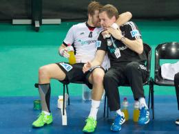 Oliver Roggisch und Martin Heuberger