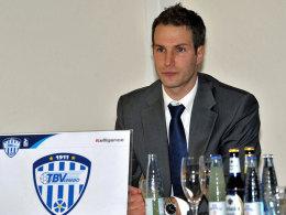 Geschäftsführer Christian Sprdlik