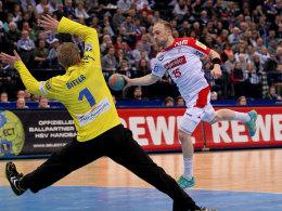 Yves Grafenhorst gegen Johannes Bitter