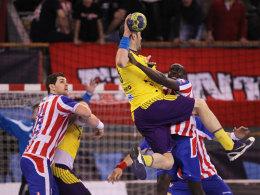 Iker Romero gegen David Davis