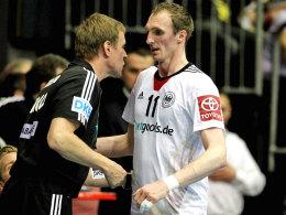 Martin Heuberger und Holger Glandorf