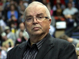DHB-Präsident Ulrich Strombach