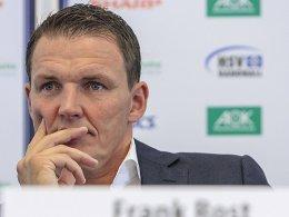 Großes Missverständis: Frank Rost wurde nach 43 Tagen beim HSV Hamburg schon wieder beurlaubt.