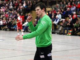 Kommt als Nachwuchskeeper zur MT Melsungen: Sebastian Ullrich.