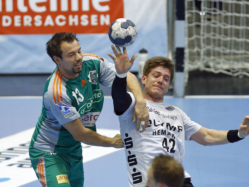 hbl splitter burgdorfs buschmann f llt lange aus handball kicker. Black Bedroom Furniture Sets. Home Design Ideas