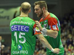 EHF-Cup: Magdeburg mit Los zufrieden