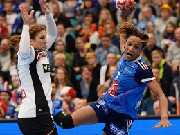 Startdebakel f�r Handball-Frauen