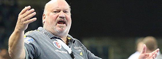 Lebt den Handball-Sport mit Leib und Seele - jetzt auf der Alb: Frank Bergemann.
