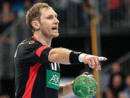Führt die deutsche Handball-Auswahl in Polen als Kapitän an: Steffen Weinhold.