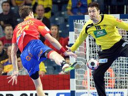 Ticker! Sterbik kaum zu knacken: Spanien besiegt DHB-Auswahl