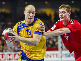 Tankte sich einmal mehr am erfolgreichsten an seinen Gegnern vorbei: Schwedens Johan Jakobsson.