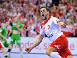 Lebte einmal mehr die polnische Entschlossenheit vor: Rückraum-Ass Michal Jurecki.