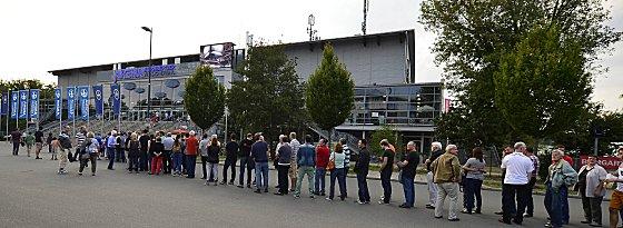 Die Arena in Nürnberg beherbergt normalerweise die Ice Tigers und den HC Erlangen. Am Freitag steigt das All-Star-Game der HBL.