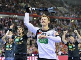 Aufsteiger Leipzig angelt sich einen Europameister