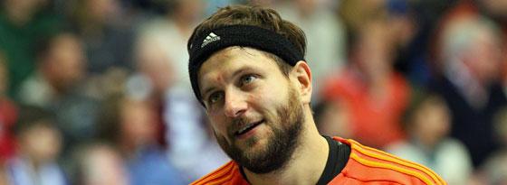 Steht bis 2018 in Hannover unter Vertrag: Torhüter Martin Ziemer.
