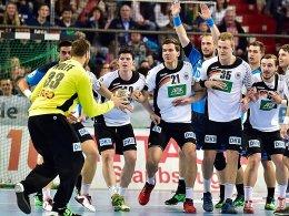 Wolff kommt: Die Europameister testen in K�ln