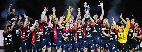 Den Triumph wiederholen: Die SG Flensburg-Handewitt will auch in diesem Jahr den Pokal.
