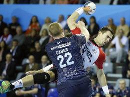 Rasmus Lauge gegen Matej Gaber