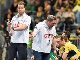 Bef�rderung: Roggisch bald auch Sportlicher Leiter