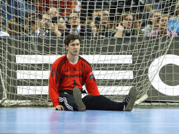 Konnte sich trotz seiner erneut starken Leistung kaum freuen: THW-Keeper Niklas Landin.