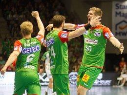 SCM vor Final Four: Ein Sieg reicht zur Saisonrettung