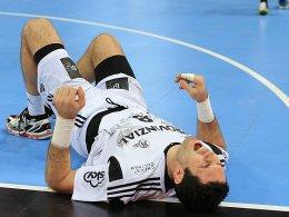 N�chster Ausfall beim THW: Lackovic bricht sich die Hand
