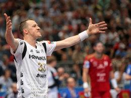Landin und Leidenschaft: Kiel verpasst trotzdem das Finale!