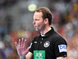 DHB-Team: Machbare WM-Gegner, Spielort Rouen