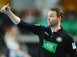 DHB schl�gt DOSB 28 Olympia-Handballer vor