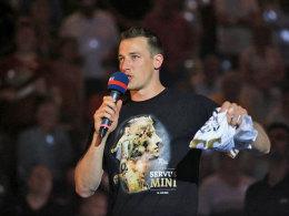 Wird vor allem den Fans in Kiel als Persönlichkeit abgehen: Dominik Klein.
