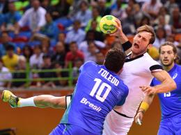 DHB-Team verpasst vorzeitigen Viertelfinal-Einzug