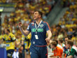 Soll bis mindestens 2019 in Hannover weitermachen: Coach Jens B�rkle hat vorzeitig verl�ngert.