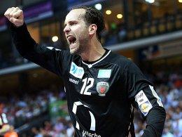 Füchse Berlin gewinnen Handball-Klub-WM