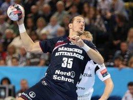 Flensburg bezwingt Pokalsieger Magdeburg