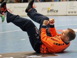 Zurück an der Spitze: Flensburg dankt Andersson
