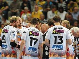 EHF-Cup: HBL-Quartett vor hohen Hürden